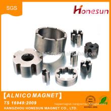 Custom cast strong neodymium alnico ring speaker magnet
