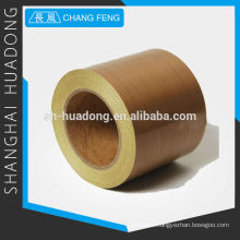 Fiberglass coated PTFE adhesive tape