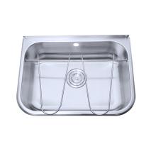 Australische Standard-Waschbecken aus Edelstahl Waschbecken