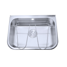 Australian standard sink stainless steel wash hand basin