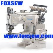Máquina de coser de alimentación de tipo cilindro cama Interlock