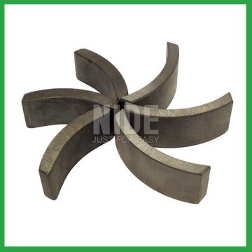 Armature roll tile type ferrite magnetic field