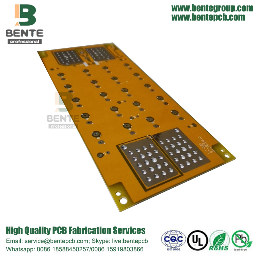 5oz Thick Copper PCB FR4 Tg135 2-layers