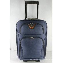 EVA suave exterior carretilla del recorrido de la maleta del equipaje