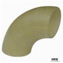 Стеклопластик / стеклопластик / стеклопластика / стекловолокна локоть штуцера трубы