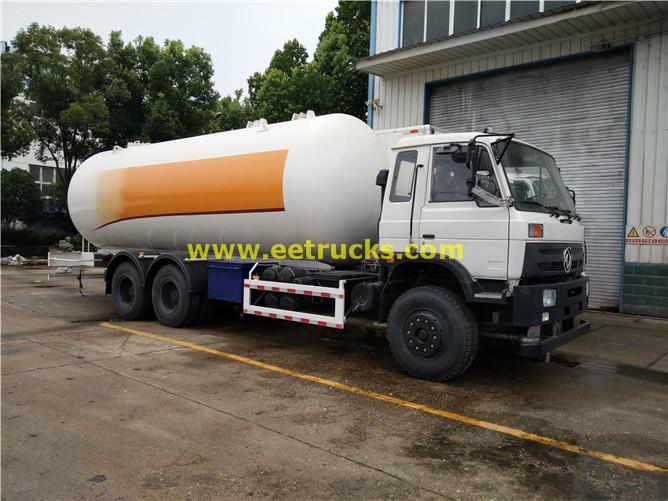 LPG Tanker Truck