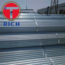 Hot Dipped GI Mild Steel Pipe Galvanized Tube