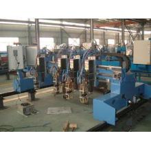 Gantry type Plasma / Flame CNC Steel Cutting Machine With C