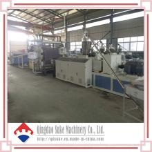 Máquina de fabricación de extrusión de láminas de PVC (SJSZ80X156)