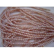 Perlas de perlas de agua dulce (PT02)