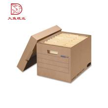 New design recyclable custom corrugated carton box for medicine
