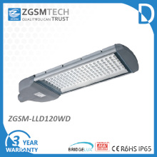 Luz de rua moderna do diodo emissor de luz de IP65 30W Systle com motorista de Meanwell