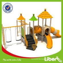 Lovely Kids Spielplatz Ausrüstung LE-DC008 Bright Colorful, House