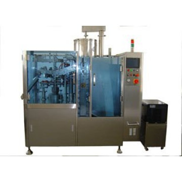 Automatic Laminated Tube Filling and Sealing Machine CFG-100A