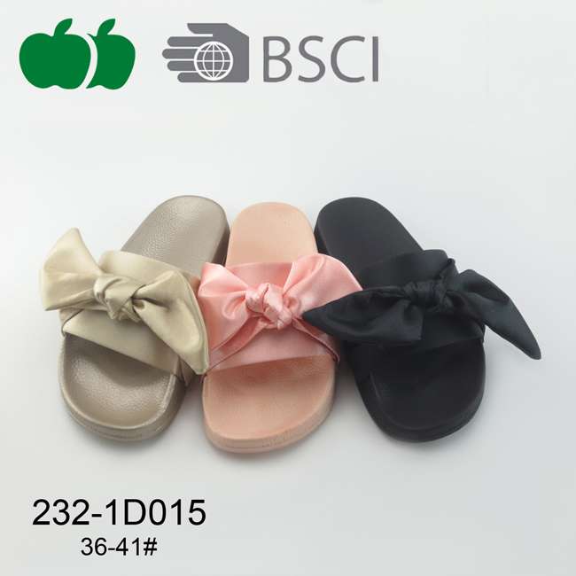 Hot Selling Beautiful Women Outdoor Slippers