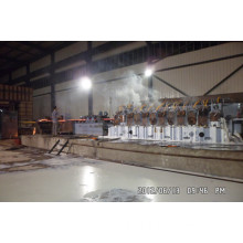 Scrap Copper Rod Continuous Casting & Rolling Line