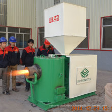 Biomass Wood Pellet Burner Machine