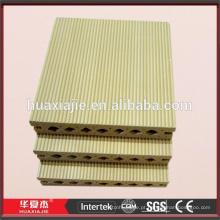 Madeira Plástico Composto Deck Plástico Flooring Boards