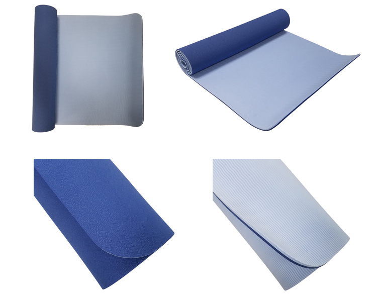 TPE Yoga Exercise Mat