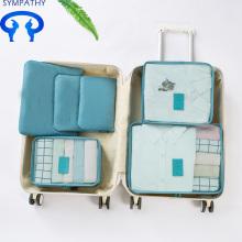 Custom travel bag suitcase to pack makeup bag