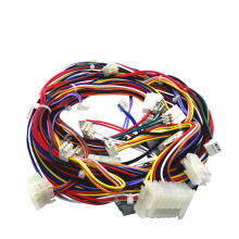 OEM manufacturer custom for China Electronic Wire Harness,Electrical Wire Harness,Auto Electronic Wire Harness,Electronic Wire Harness Factory Electrical Customized Wiring Harness export to France Manufacturer