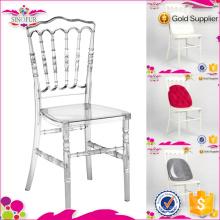 Sino Furniture Napoleon Chair Cadeira de cristal de alta qualidade para uso no restaurante