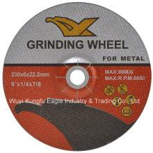T27 Forma Kexin ruedas abrasivas de Metal