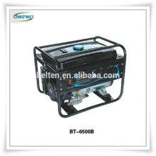 Generador de la gasolina de 15hp Refrigerado por aire Solo cilindro Recoil Generador eléctrico de la gasolina del comienzo