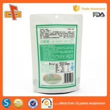 Китайский OEM печать ламинированный пластик resealable встать почтовый замок бумажный мешок упаковки