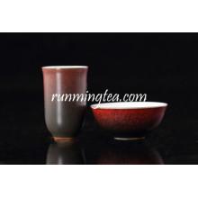 Zisha chá chinês infusão Cups conjuntos