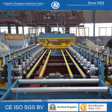 Moving Adjustable Line Metal Roll Forming Machine