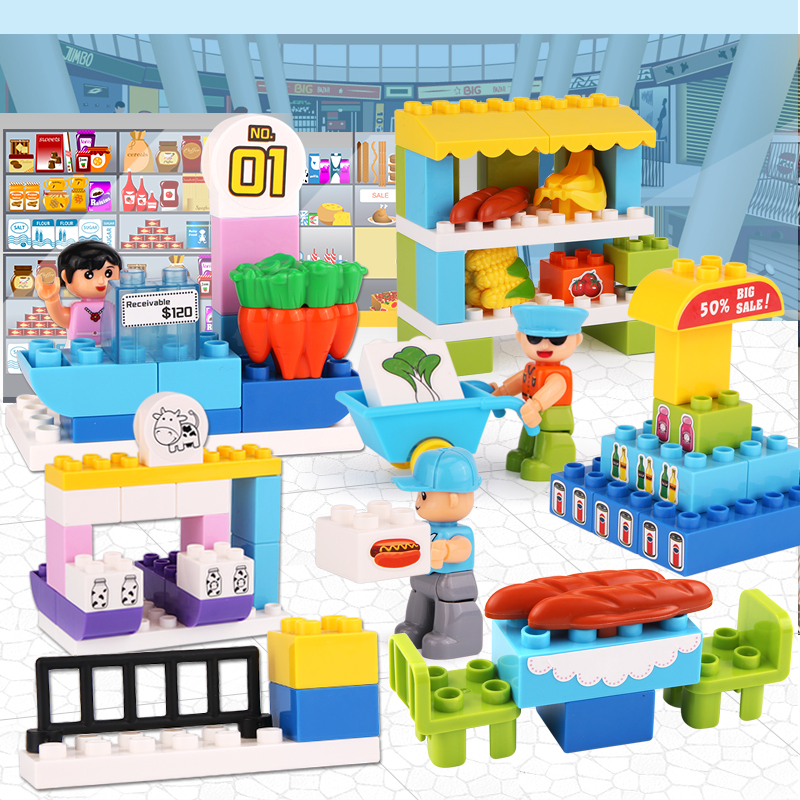 Toy House Bricks