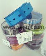 2011 colorful Silicone Belt, Rubber Belt, Plastic Belt