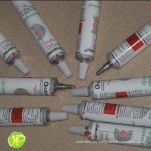 Punta de la boquilla del tubo de aluminio de pegamento adhesivo