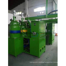 Machine for Making PU Shoes and Soles