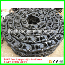construction machinery excavator track chain suppliers