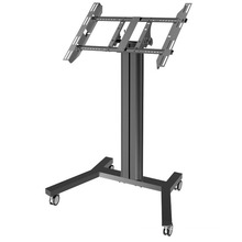 """Public TV Floor Stand Touch Screen 30-60"""" (AVA 102B)"""