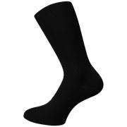 warna klasik Sock hitam untuk lelaki