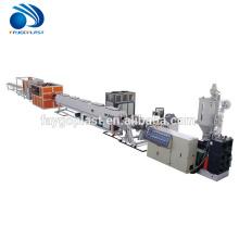machine chaude de fabrication / extrusion de tuyau de la vente 20-63mm avec le matériel PP / PE / PPR