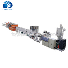 hot sale 20-63mm pipe making/extrusion machine with the material PP/PE/PPR