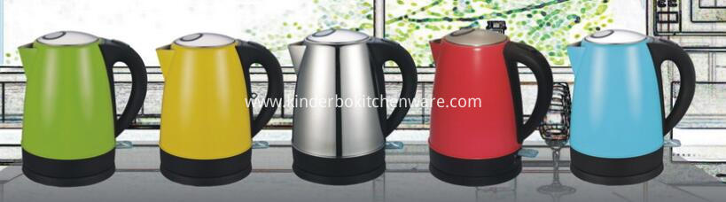 color coating kettle