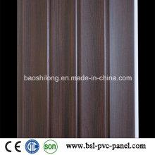 Laminierte PVC-Verkleidung PVC-Wand-Verkleidungs-Brett 25cm Welle