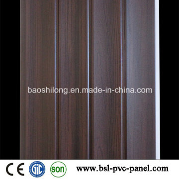 Laminated PVC Panel PVC Wall Panel Board 25cm Wave