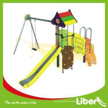 2013 aktueller Vergnügungspark Outdoor Spielplatz Ausstattung PE Serie LE.PE.003