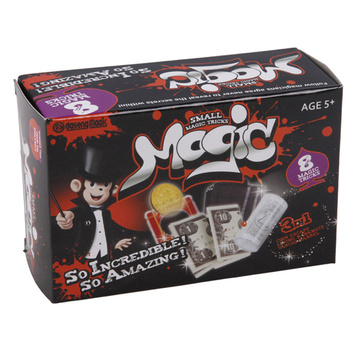 Easy Learning Wonderful Small MagicTricks Kits Set