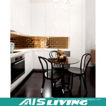 Mobiliário de armário de cozinha L-Shape de luxo moderno pronto (AIS-K111)