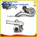 Tb2580 Supercharger 14411-G2407 703605-0003 Turbolader für Nissan Td27t