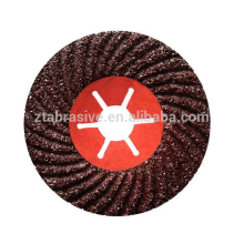 Whole grooved sand disc,metal grinding disc