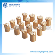 Bestlink Factory Tungsten Carbide Taper Rock Drill Button Bits