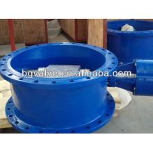 rising stem butterfly valve